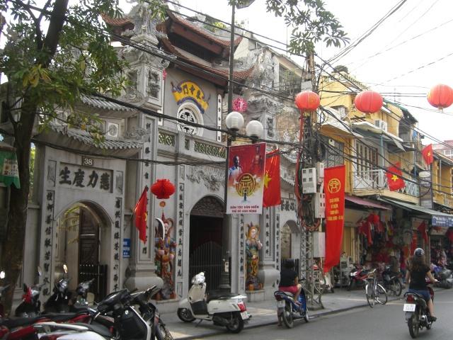 Kỉ niệm 59 năm ngày Giải phóng Thủ đô: Hà Nội xưa và nay - Ảnh 6