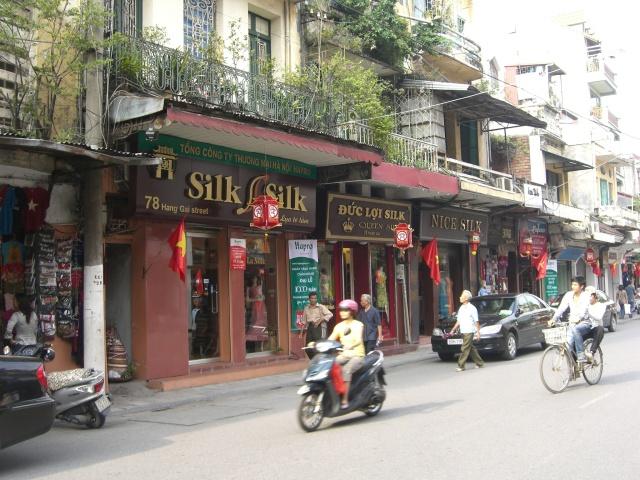 Kỉ niệm 59 năm ngày Giải phóng Thủ đô: Hà Nội xưa và nay - Ảnh 8
