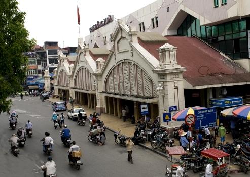 Kỉ niệm 59 năm ngày Giải phóng Thủ đô: Hà Nội xưa và nay - Ảnh 10