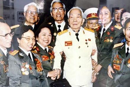 Sẽ phong hàm Đại Nguyên soái với Đại tướng Võ Nguyên Giáp? - Ảnh 1