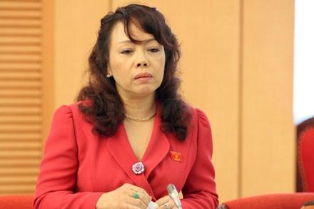 """Bộ trưởng Y tế Nguyễn Kim Tiến """"đã stress suốt cả mấy tuần"""" - Ảnh 1"""