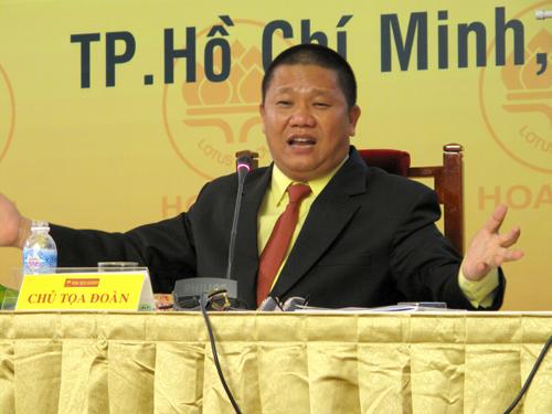 Ông Lê Phước Vũ bổ nhiệm Trưởng chi nhánh mới 24 tuổi - Ảnh 1
