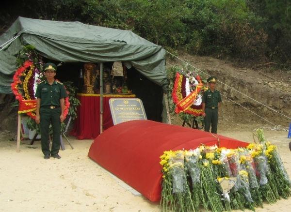 30 chiến sĩ tự hào canh giữ giấc ngủ cho Đại tướng - Ảnh 7
