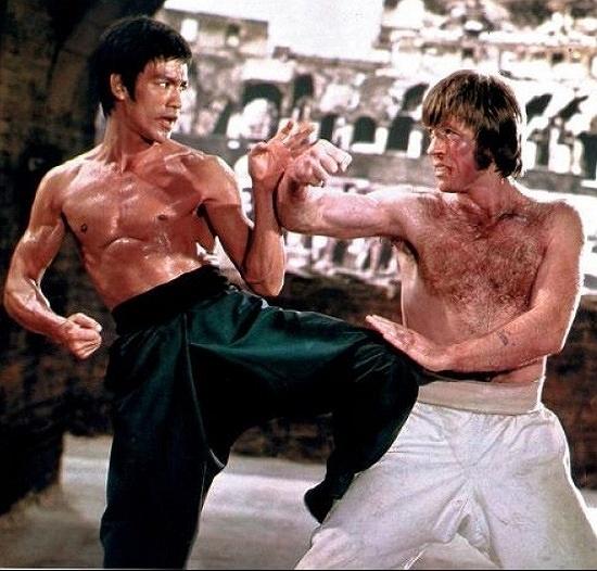 """Những hình ảnh hiếm có về """"vua Kungfu"""" Lý Tiểu Long - Ảnh 11"""