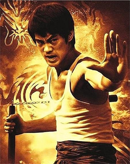 """Những hình ảnh hiếm có về """"vua Kungfu"""" Lý Tiểu Long - Ảnh 22"""