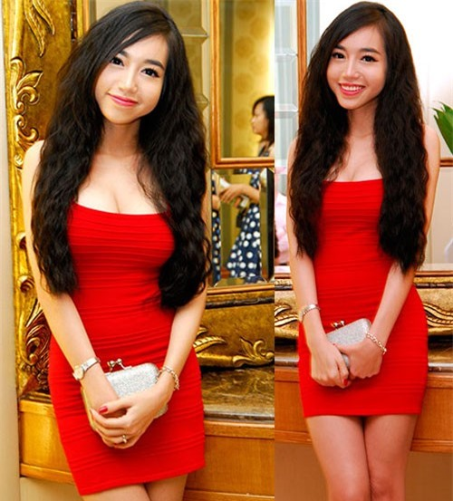 Hot girl Việt sưng phù mặt sau nghi án dao kéo  - Ảnh 9