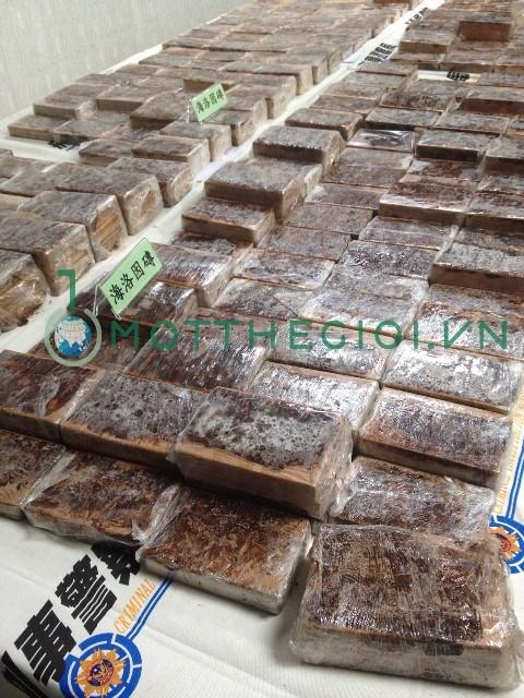 Hình ảnh mới nhất 600 bánh heroin trên đất Đài Loan - Ảnh 5