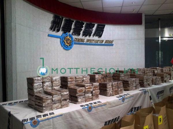 Hình ảnh mới nhất 600 bánh heroin trên đất Đài Loan - Ảnh 8