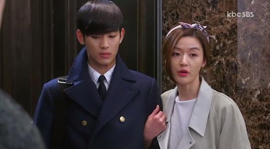 """Clip: """"Dại gái"""" như Kim Soo Hyun - Ảnh 3"""
