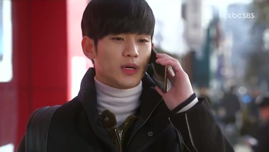 """Clip: """"Dại gái"""" như Kim Soo Hyun - Ảnh 8"""
