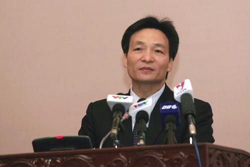 Sắp có Phó Thủ tướng, Bộ trưởng - Chủ nhiệm Văn phòng Chính phủ mới - Ảnh 2