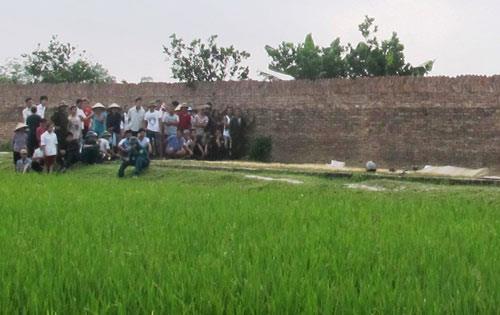 Bắt được nghi can 9X giết lái xe ôm ở Bắc Giang - Ảnh 1