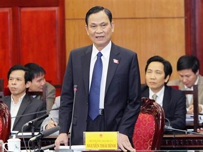 Mời Bộ trưởng Nội vụ 'vi hành' - Ảnh 1