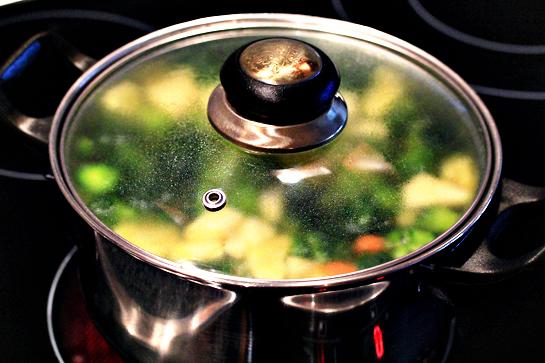 Súp rau củ ấm bụng đầu mùa lạnh - Ảnh 3