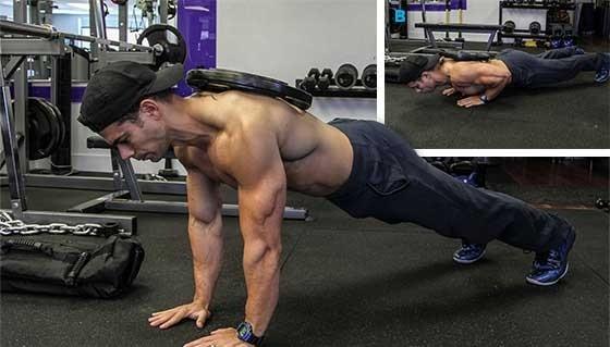 Bài tập gym giúp phái mạnh tăng cân tăng cơ nhanh - Ảnh 1
