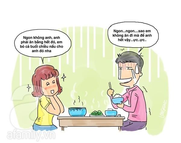 """Tranh vui: """"Phanh phui"""" những việc đàn ông làm trước ngày cưới - Ảnh 3"""
