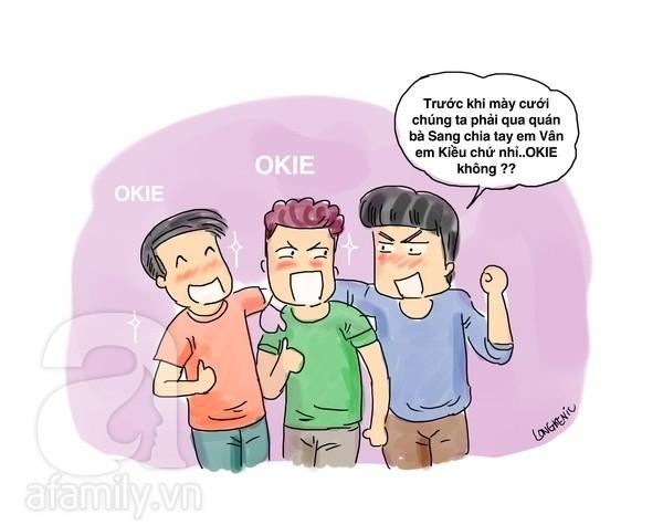 """Tranh vui: """"Phanh phui"""" những việc đàn ông làm trước ngày cưới - Ảnh 9"""