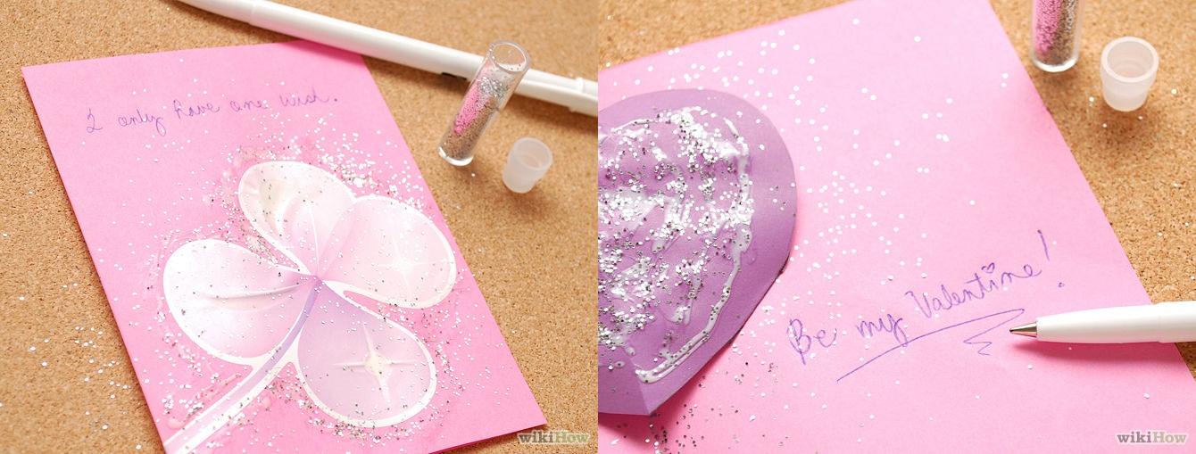 Valentine làm thiệp nổi trái tim dành tặng người yêu - Ảnh 11