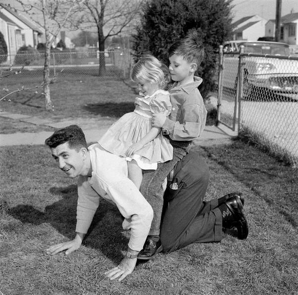 Những hình ảnh ấm áp về tình cha con - Ảnh 8