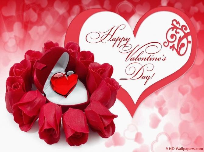 Những hình ảnh Valentine đẹp và ý nghĩa nhất - Ảnh 8