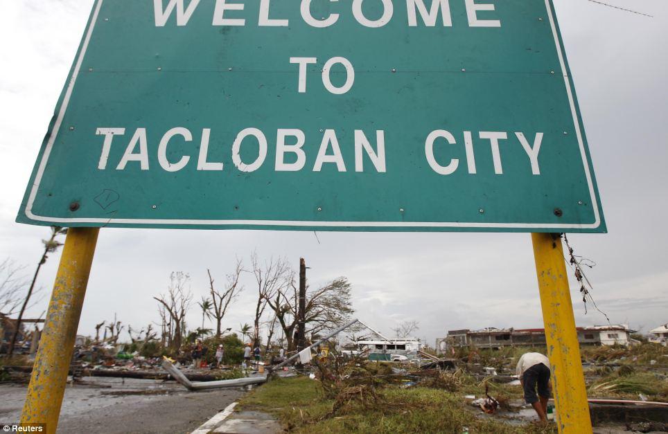 Xót xa Philippines sau siêu bão - Ảnh 8