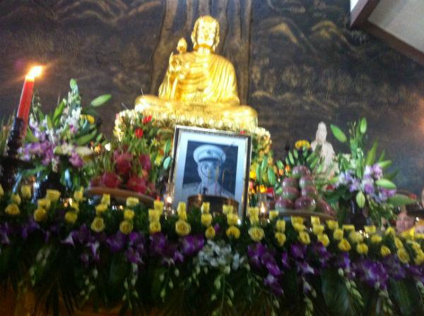 Hàng nghìn người dự lễ dâng hương Đại tướng Võ Nguyên Giáp - Ảnh 12