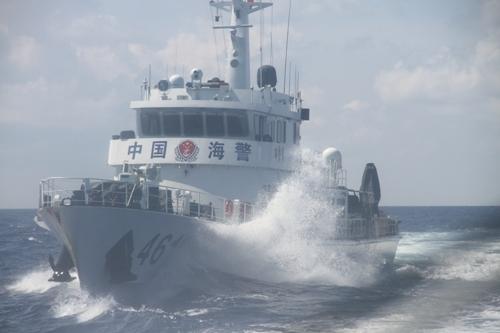 Tình hình Biển Đông: Cận cảnh tàu TQ điên cuồng tấn công tàu VN - Ảnh 2