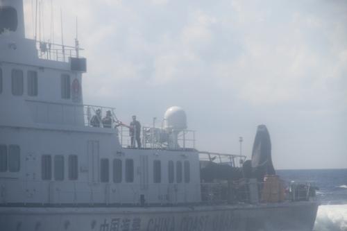 Tình hình Biển Đông: Cận cảnh tàu TQ điên cuồng tấn công tàu VN - Ảnh 5