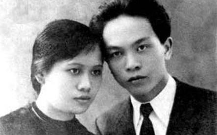 Hai mối tình ngọt ngào của Đại tướng Võ Nguyên Giáp - Ảnh 1