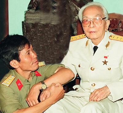 Gặp lại người chụp ảnh riêng cho Đại tướng Võ Nguyên Giáp - Ảnh 1