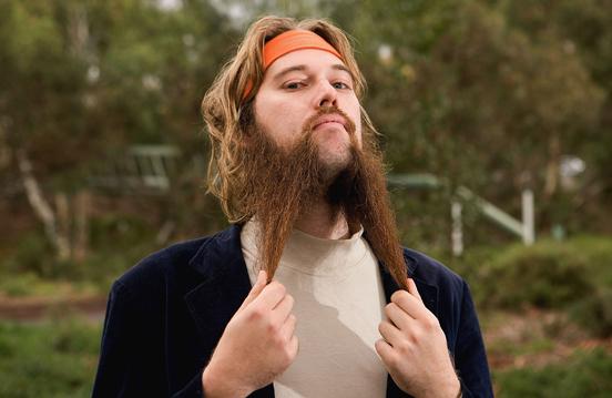 Những bộ râu kỳ dị nhất thế giới - Ảnh 15