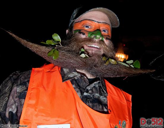 Những bộ râu kỳ dị nhất thế giới - Ảnh 5