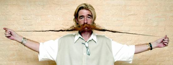 Những bộ râu kỳ dị nhất thế giới - Ảnh 8