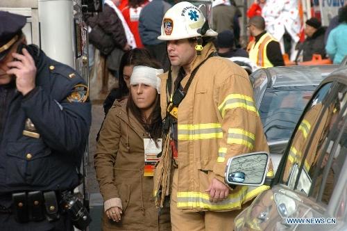 Mỹ: Tàu hỏa trật bánh, ít nhất 4 người chết    - Ảnh 4