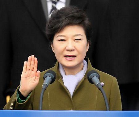 Tổng thống Hàn Quốc lo ngại Triều Tiên khiêu khích - Ảnh 1