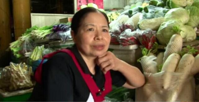 Cụ bà bán rau quyên góp hơn 7 tỷ đồng làm từ thiện - Ảnh 1