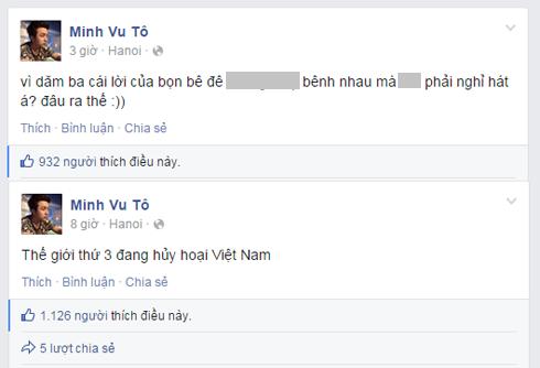 Yanbi lên tiếng xin lỗi vì miệt thị người đồng tính - Ảnh 1