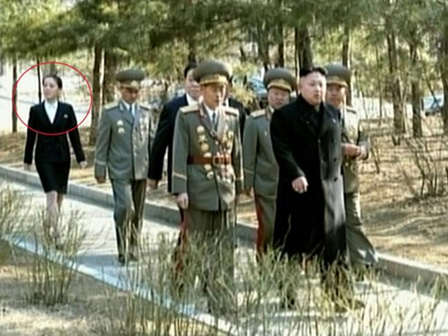 Hình ảnh hiếm hoi về cô em gái quyền lực của Kim Jong-un - Ảnh 4