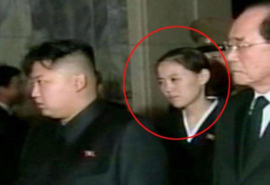 Hình ảnh hiếm hoi về cô em gái quyền lực của Kim Jong-un - Ảnh 5