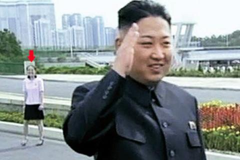 Hình ảnh hiếm hoi về cô em gái quyền lực của Kim Jong-un - Ảnh 8