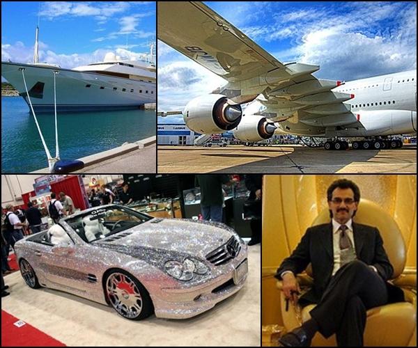 Những siêu xe đắt nhất thế giới của hoàng tử Ả Rập - Ảnh 1