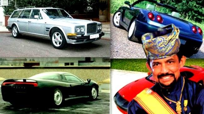 Limousine dát vàng 298 tỷ đồng của quốc vương Brunei - Ảnh 2