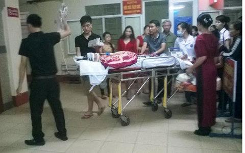 Thai phụ bị kéo lê 50m: Xét tình tiết thai nhi tử vong để xử lý - Ảnh 1
