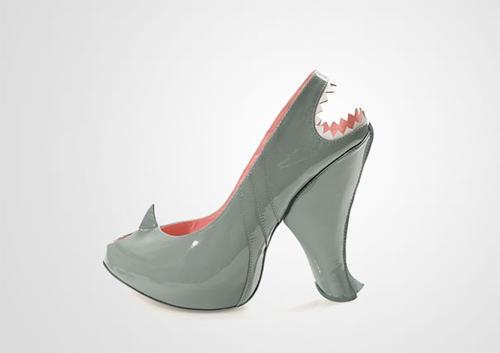 """Xem 10 mẫu giày cao gót """"độc nhất vô nhị"""" trên thế giới - Ảnh 2"""