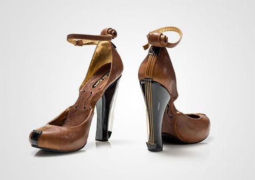 """Xem 10 mẫu giày cao gót """"độc nhất vô nhị"""" trên thế giới - Ảnh 3"""