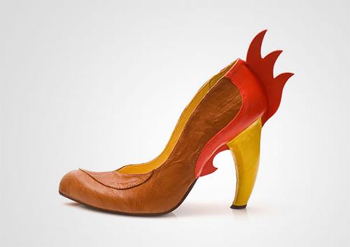 """Xem 10 mẫu giày cao gót """"độc nhất vô nhị"""" trên thế giới - Ảnh 4"""