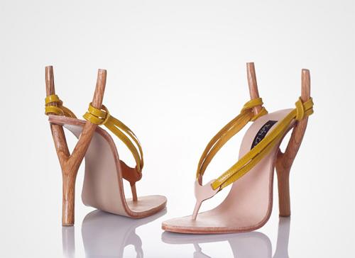 """Xem 10 mẫu giày cao gót """"độc nhất vô nhị"""" trên thế giới - Ảnh 6"""