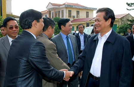 Thủ tướng Chính phủ tiếp xúc cử tri Hải Phòng - Ảnh 1