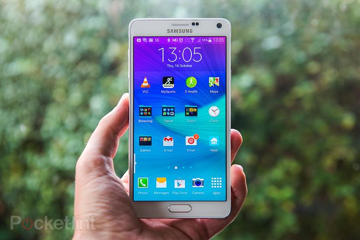 Top 5 smartphone màn hình lớn nhất năm 2014 - Ảnh 1
