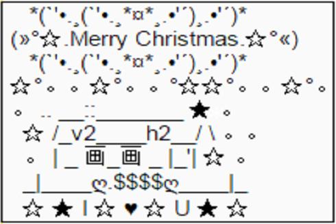 Noel 2014: Những tin nhắn hình độc đáo và ý nghĩa nhất - Ảnh 7